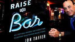 Jon Taffer's New Book Literally Raises The Bar