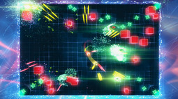 'Geometry Wars 3: Dimensions' Is Still Like 'Asteroids' On Acid