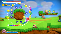 'Kirby and the Rainbow Curse' Paints A Beautiful Picture On The Wii U