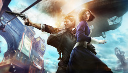 'BioShock Infinite' Takes You Into The Wild Blue Yonder
