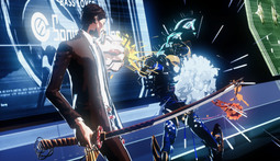 'Killer is Dead' Seamlessly Blends Giant Swords, Cybernetic Arms, Unicorns, And Soft-Boiled Eggs