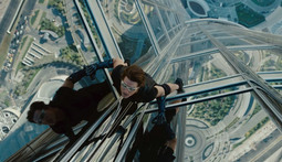 Unlock an Exclusive Clip From Mission: Impossible–Ghost Protocol