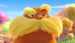 New Trailer for Dr. Seuss' The Lorax