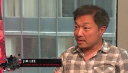 Exclusive Jim Lee Interview