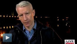 Anderson Cooper Attacked in Egypt