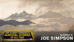 Survival Stories #6: Joe Simpson