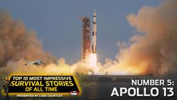 Survival Stories #5: Apollo 13