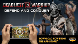 Deadliest Warrior: Defend and Conquer on your iPhone!