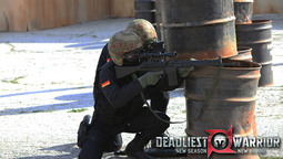 Blood on the Sand: SWAT vs. GSG-9