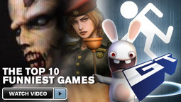 GT Countdown: Top 10 Funniest Games