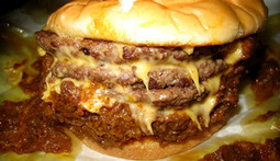 The Top Seven Fast Food Items That Will Kick Your Ass