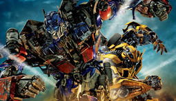 Final Poster for Transformers 2