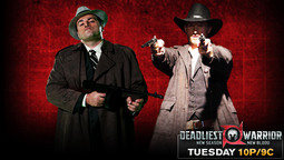 Blood on the Sand: Al Capone vs. Jesse James