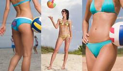 Bikini Poll of the Week: Girls Playing with Balls