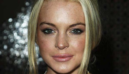 Lindsay Lohan's Desperate Plea for Help