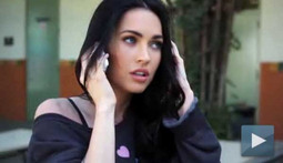 Megan Fox is Hot For Teachers
