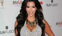 Kim Kardashian is a Natural