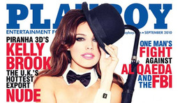 Kelly Brook is the Ultimate Playboy Babe
