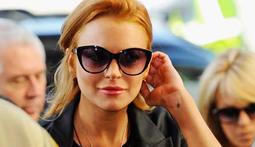 Lindsay Lohan is Back in Jail