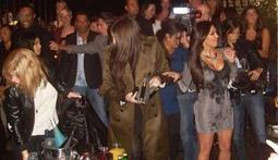 Kim Kardashian Involved in Bar Fight