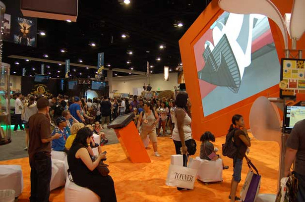 Comic-Con 09: From the Convention Floor