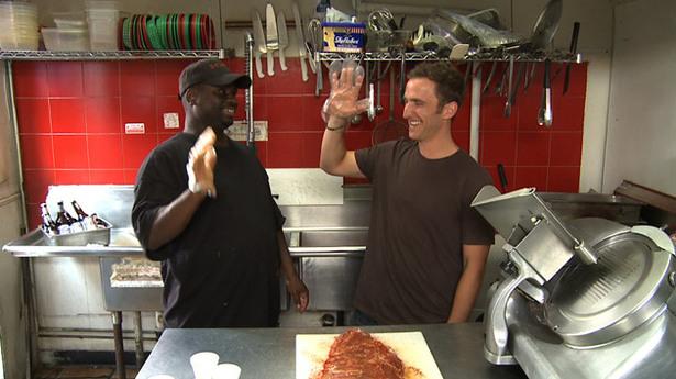 Food Dude On the Road: BBQ Pork Ribs