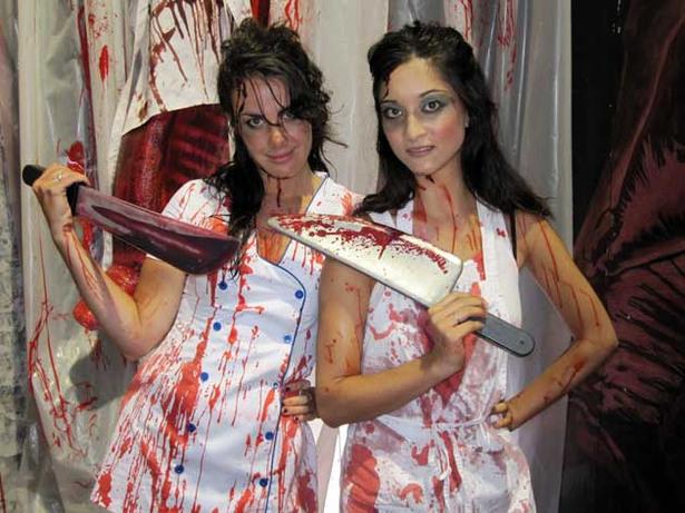 Comic-Con 2010: Booth Babes