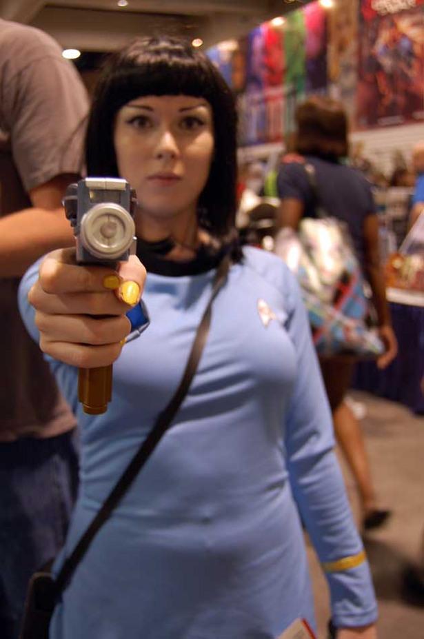 Comic-Con 2010: Cosplay Girls
