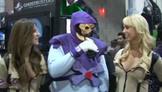 Comic-Con Classic: Unemployed Skeletor