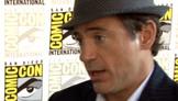 Comic-Con Classic: Comic-Con 09: Iron Man 2 Interviews