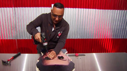 Russell Peters Does The Screw Adam Challenge