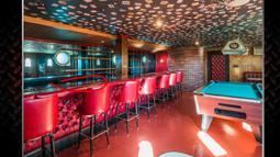 Adam's Underground Pool Bar
