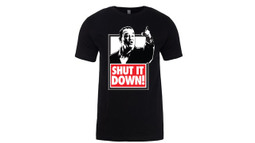 'Shut It Down' T-Shirts Now Available!