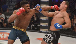 Andre Santos vs. Paul Daley