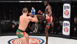 Andre Fialho vs. Chidi Njokuani
