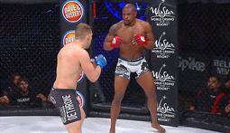 Justin Patterson vs. Jason Witt