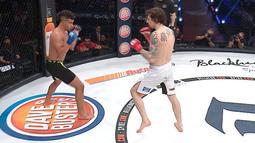 Tom Shoaff vs. Damian Norris