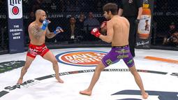 Manny Vazquez vs. Nate Williams