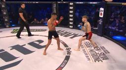Jamie Powell vs. Amir Albazi