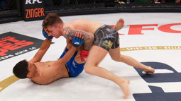 James Gallagher vs. Chinzo Machida
