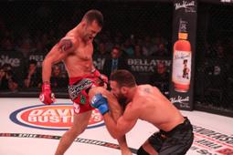 Derek Campos vs. Brandon Girtz 3