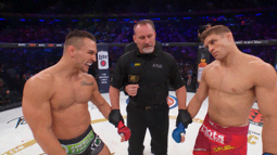 Michael Chandler vs. Brent Primus