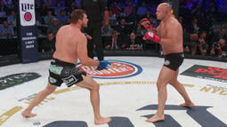 Fedor Emelianenko vs. Matt Mitrione