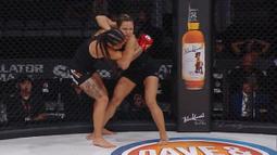 Jaimelene Nievara vs. Corina Herrera