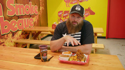 BBQ Tour with Roy Nelson