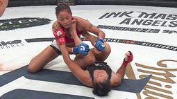 Ana Julaton vs. Lisa Blaine