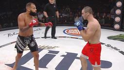 Jordan Young vs. Alec Hooben