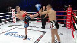 Gabriel Varga vs. Roberto Gheorghita