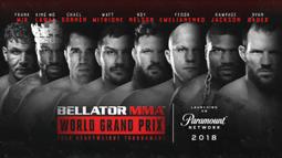 World Heavyweight Grand Prix 2018 - OFFICIAL TRAILER