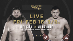 Bellator 194: Roy Nelson vs. Matt Mitrione | FRIDAY, February 16th